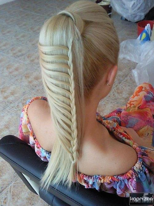 Braiding Can Be Unique… | Butisché Fashion– sexy ...